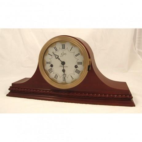 Sternreiter Verdi Mechanical Tambour Mantel Clock - American Cherry