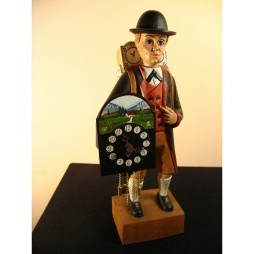 Whistling Clock Peddler