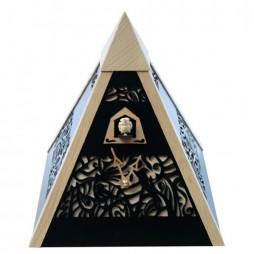 Rombach und Haas Pyramid Quartz Cuckoo Clock