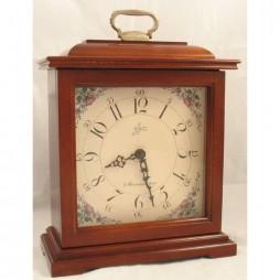 Sternreiter Sloan Bracket Clock - Mahogany QM 028 372 07
