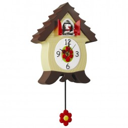 Needlenose Ned BarkCoo Clock - Open Box QW BarkO