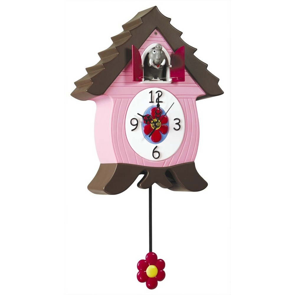 Cuckoo clocks for kids elecoo elephant cuckoo clock for Www coo