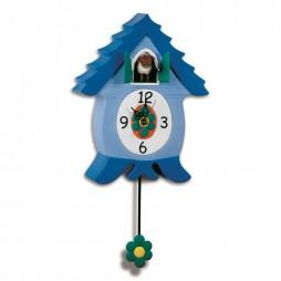 Ewenis Wooley in the EweCoo Clock