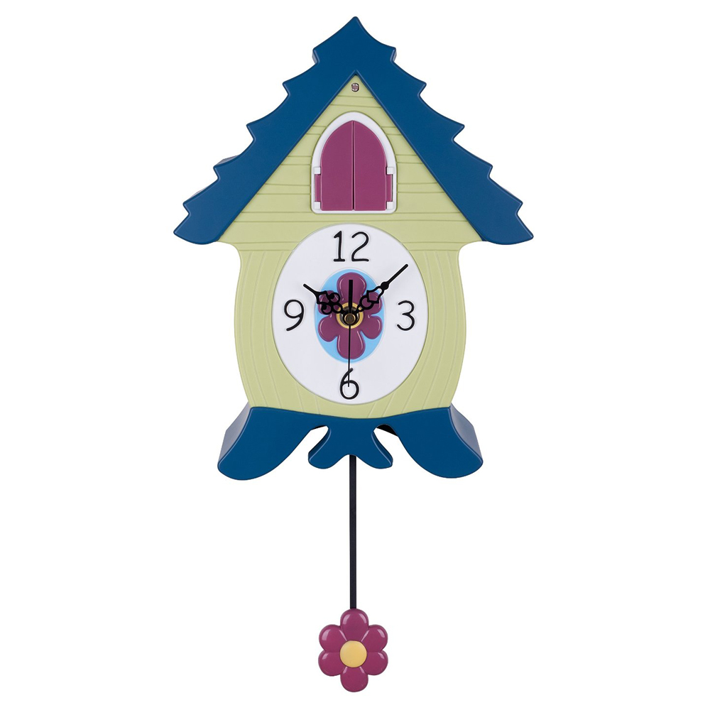 Cuckoo Clock For Children Meowcoo Tommy Tango Cat Clock