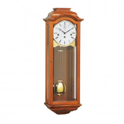 Kieninger Pagoda Mechanical Spring-Wound Wall Clock