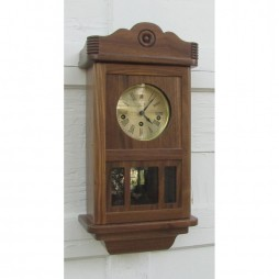 Sternreiter Jugend Spring-wound Mechanical Wall Clock