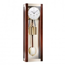 Kieninger Seattle Mechanical Weight-driven Regulator Wall Clock