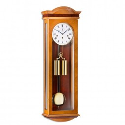 Kieninger Bolton Mechanical Weight-driven Regulator Wall Clock