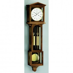 Kieninger Laterndl Mechanical Weight-driven Regulator Wall Clock