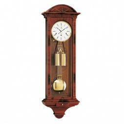 Kieninger Chesterfield Mechanical Weight-driven Regulator Wall Clock