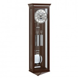 Kieninger Charleston Mechanical Weight-driven Regulator Wall Clock - Calendar