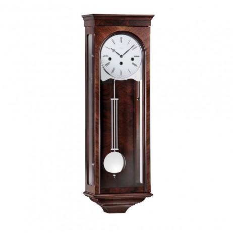 Kieninger Classic Key-wind Regulator Wall Clock - Walnut 2631-22-01