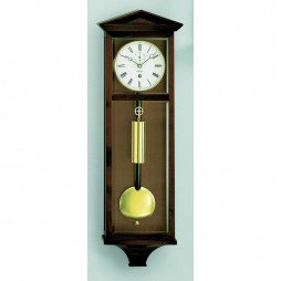 Kieninger Dachl Mechanical Weight-driven Regulator Wall Clock