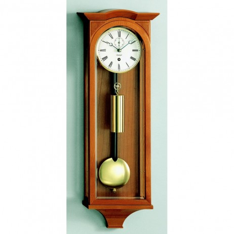 Kieninger Schubert Mechanical Weight-driven Regulator Wall Clock