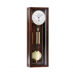 Kieninger Sophie Mechanical Weight-driven Regulator Wall Clock
