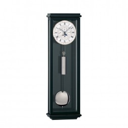 Kieninger Amalie Mechanical Weight-driven Regulator Wall Clock - Calendar