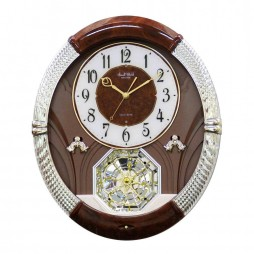 Joyful Moment Musical Motion clock 4MH821WD23