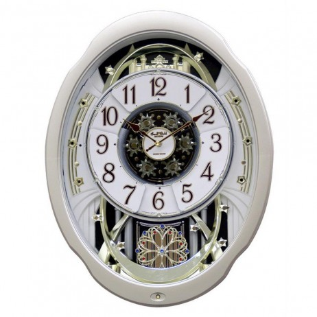 Marvelous Magic Motion clock 4MH842WD18