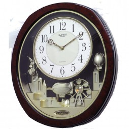 Joyful Land Musical Motion clock 4MH850WD23