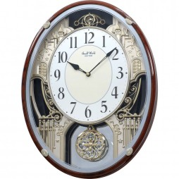 Chateau Musical Motion clock 4MH865WD23