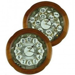 Angel Blossom II Magic Motion clock 4MH868WD06