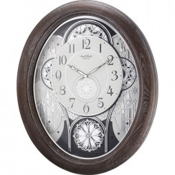 Rustic Coast Magic Motion clock 4MH874WU08