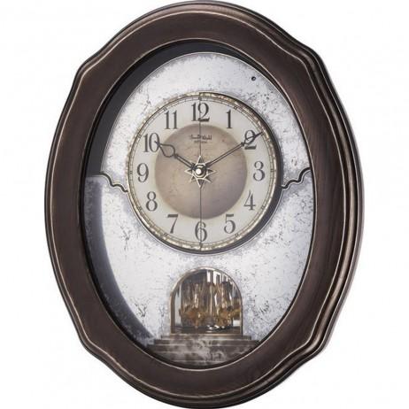 Timecracker Vintage Magic Motion clock 4MH875WU02