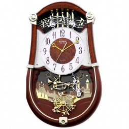 Concerto Entertainer II Musical Motion clock 4MH889WU23
