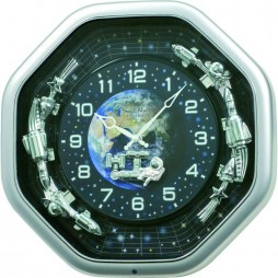 Galaxy Magic Motion clock 4MH891WD19