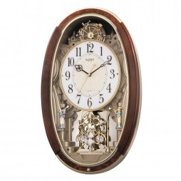 Trumpet Boys Musical Motion clock 4MJ895WD23
