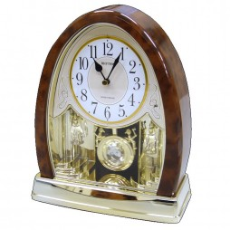Joyful Crystal Bells Musical Motion clock 4RJ636WD23