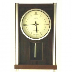 Richmond Wooden Musical Clock 4RJA01WU06