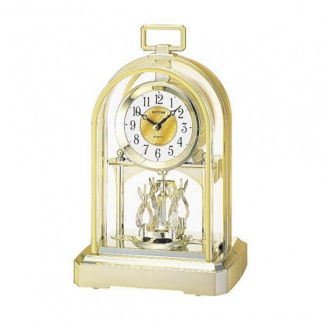 Contemporary Carriage Contemporary Motion clock 4SG744WR18