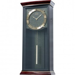 WSM Brighton Wooden Musical Clock CMJ534NR06
