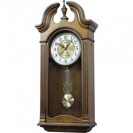 WSM Tiara II Wooden Musical Clock CMJ539UR06