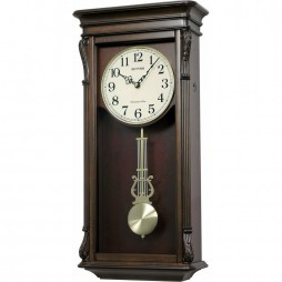 WSM Rembrandt II Wooden Musical Clock CMJ540UR06