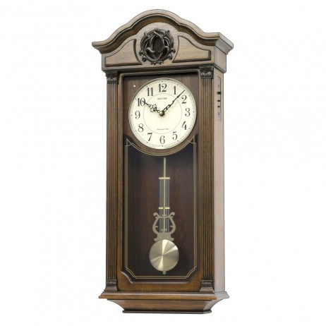 Claremont Wooden Musical Clock CMJ543UR06