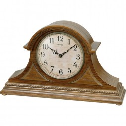 Joyful Remington Wooden  Musical Mantel Clock CRH204UR06
