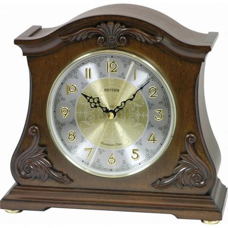 WSM Versailles II Wooden Musical Clock CRH214UR06