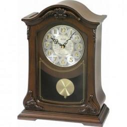 WSM Nice II Wooden Musical Clock CRJ732UR06