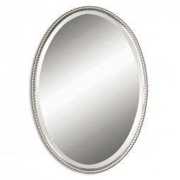 Uttermost Sherise Oval Mirror 01102 B