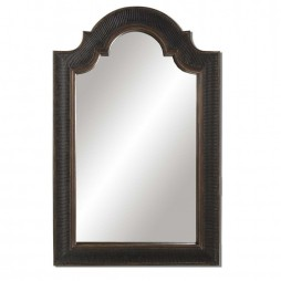 Uttermost Ribbed Arch Antique Mirror 01760 P