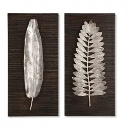 Uttermost Silver Leaves