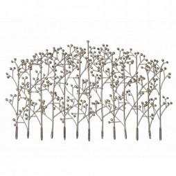 Iron Trees Metal Wall Art 05018