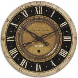 """Auguste Verdier 27"""" Wall Clock 06028"""