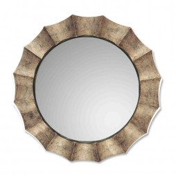 Uttermost Gotham U Antique Silver Mirror 06048 P