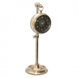 Pocket Watch Woodburn Table Clock 06069
