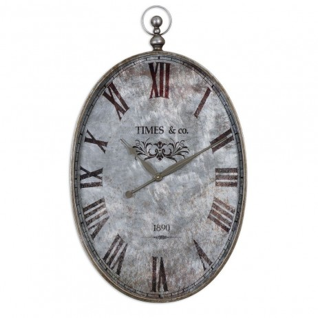 Argento Antique Wall Clock 06642