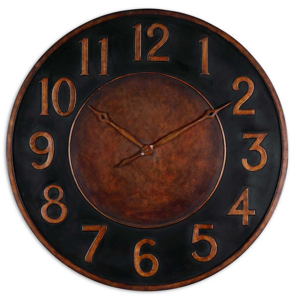 Uttermost Matera 36 Large Wall Clock 06691