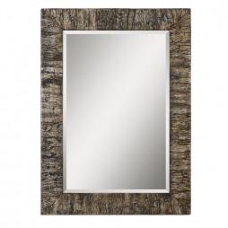 Coaldale Bark Mirror 07049